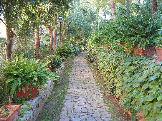 Cesare Augusto: Hotel Gardens