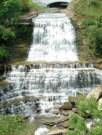 Waterfalls of Hamilton: Albion Falls
