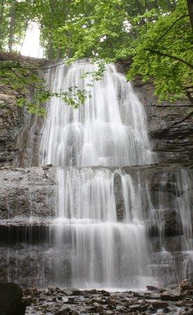 Hamilton, Canada: Sherman Falls