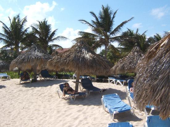 Caribe Club Princess Beach Resort & Spa: sur la plage