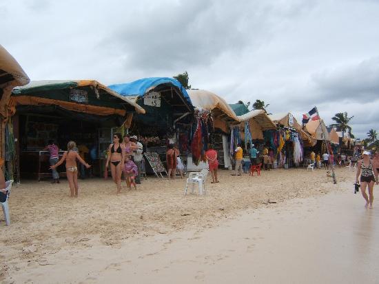 Caribe Club Princess Beach Resort & Spa: marche aux puces