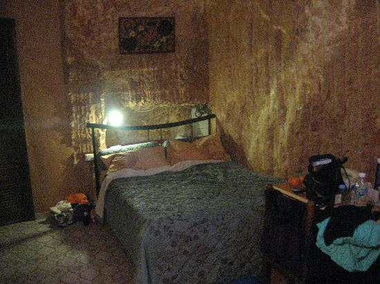 The Underground Motel: Our Room