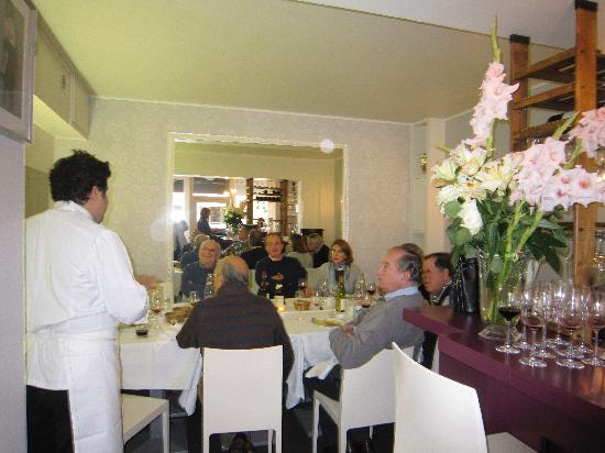 Restaurant Mariette: Recuerdo Mariette