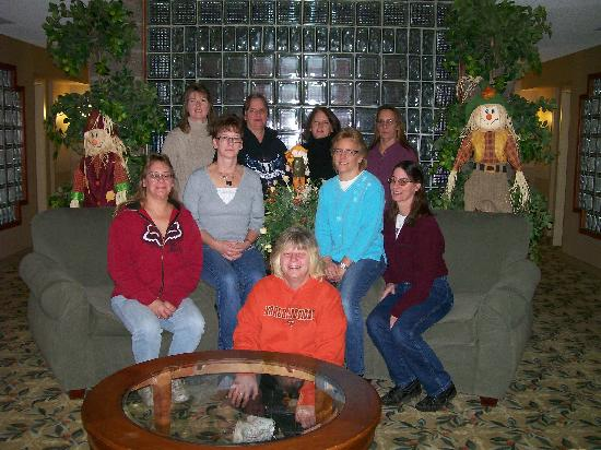La Quinta Inn & Suites Appleton College Avenue: Girls Weekend 2010