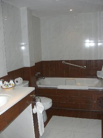Hotel Casa del Agua: Cuarto de baño