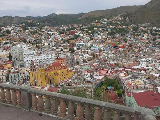 Hotel Casa del Agua: Colores de Guanajuato