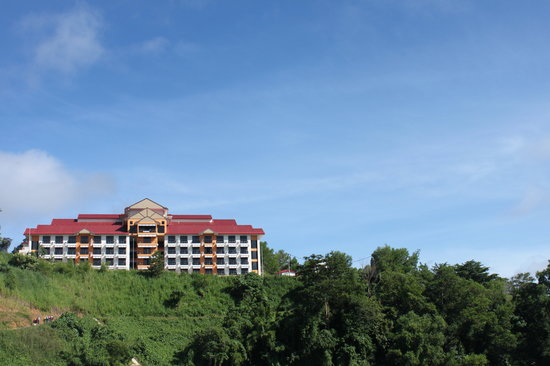 Gerik, Malaysia: Banding Lake Side Inn, Hotel & Resort