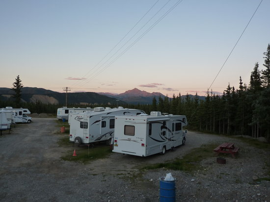 McKinley RV Park and Campground: Campground