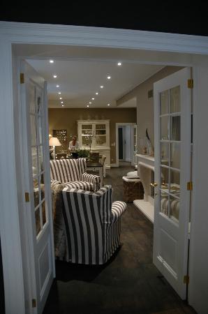 Casa Romantico: lounge