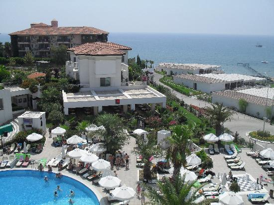 Alba Queen Hotel: Swimming Pool & Pool Bar