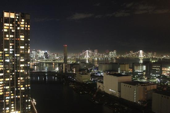 Dai-Ichi Tokyo Seafort: View from the Sky Bar