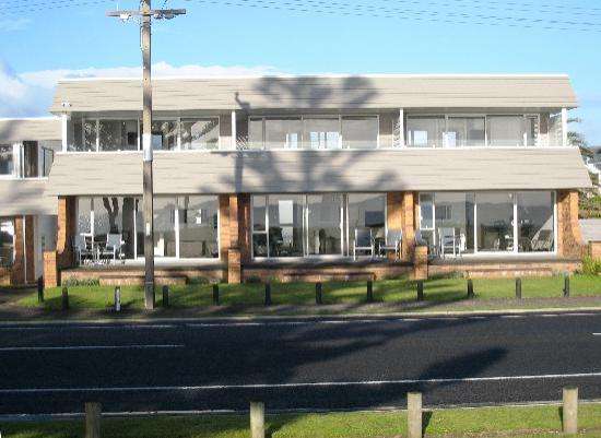 Oceanside Motel Whitianga: this is it