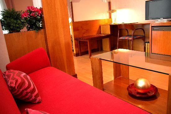 Hotel Arumi : suite