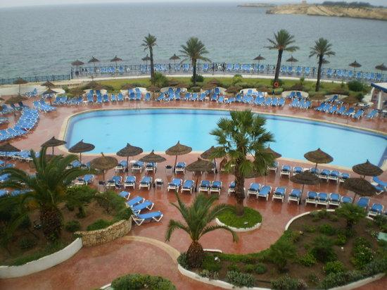 Regency Hotel and Spa : la vue de l'hotel du regency
