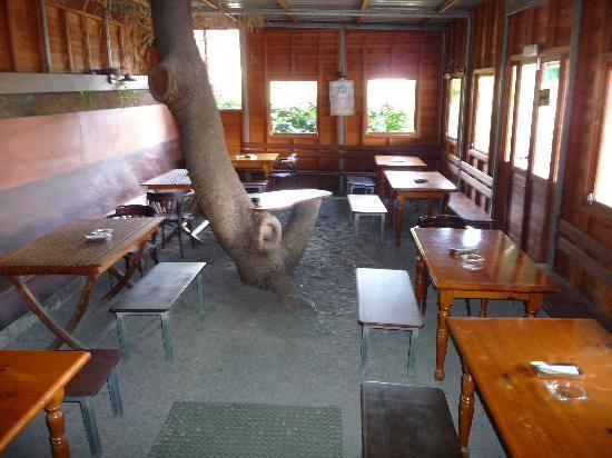 Restaurante Arepera El Jable: Interior comedor 1