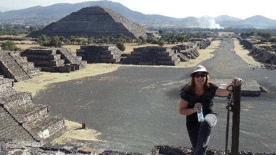 Teotihuacan: Avenida de los Muertos