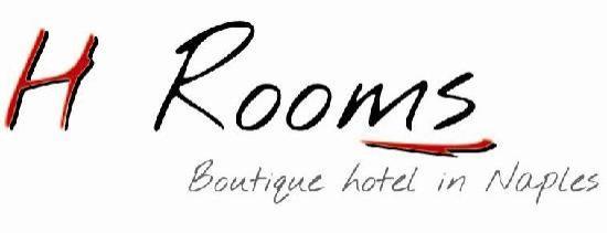 H Rooms Boutique Hotel: Logo