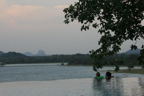 Heritance Kandalama: Infinity pool
