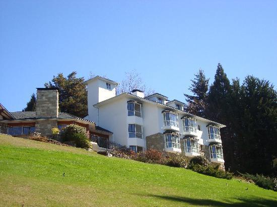 La Cascada Hotel: fundo do hotel