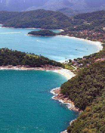 Pousada Tribo Ubatuba Hostel: Seven Beaches with walking distance