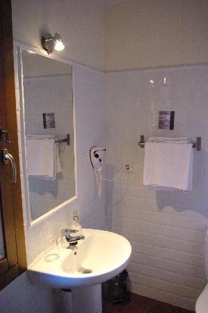 Pension Arbidel: baños