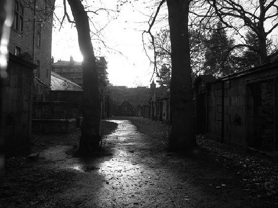 City of the Dead Tours: Covenanters' Prison