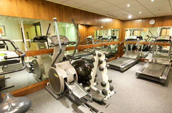 Arora Hotel Manchester: 24 hour fitness Centre