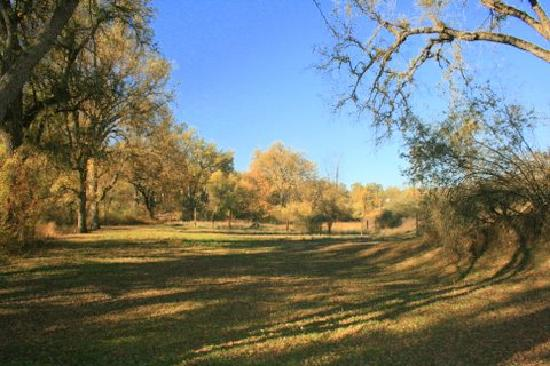 Seven Circles Retreat: Beautiful grounds