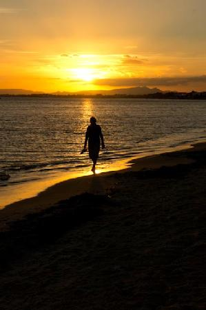 The Sindbad: Beach