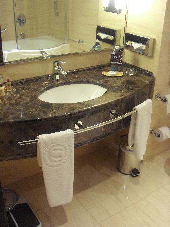 Sheraton Oran Hotel : Baño