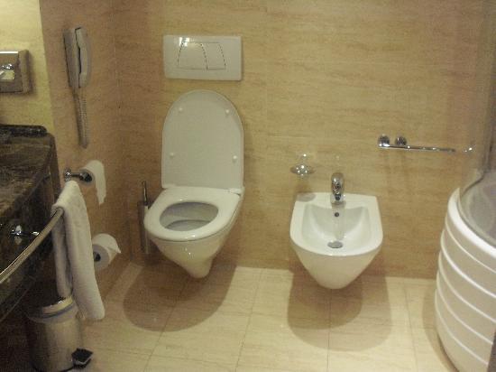 Sheraton Oran Hotel : Baño 2