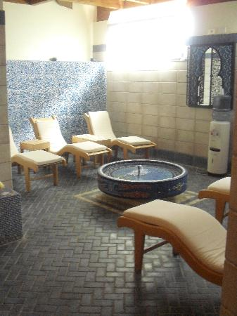 Sheraton Oran Hotel : Sala de masajes