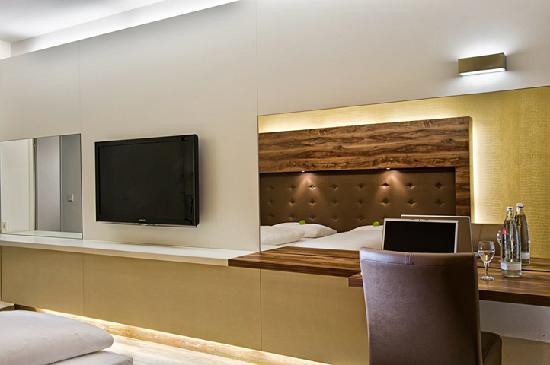 Hotel Conti Duisburg: Standard-Zimmer
