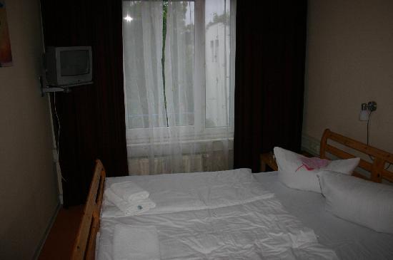 Hotel Pankow: Camera doppia