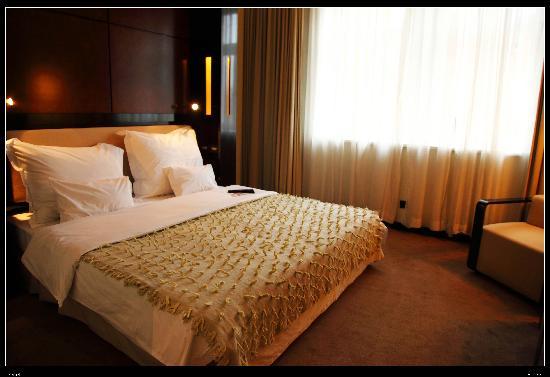 Maximilian Hotel: Deluxe Room
