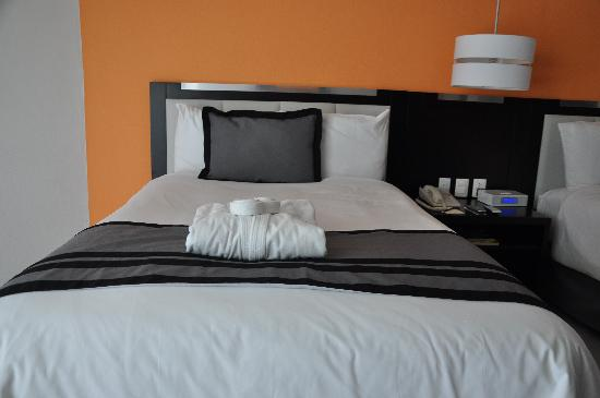 Dreams Huatulco Resort & Spa: Rooms and beds