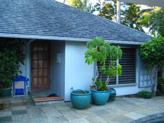 Lanikai Beach Rentals LLC : The lovely cottage
