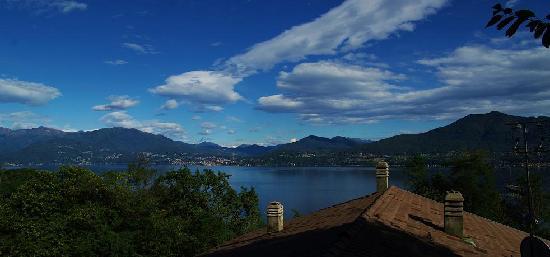 Oggebbio, Ιταλία: Casa Maggiore Lake View2