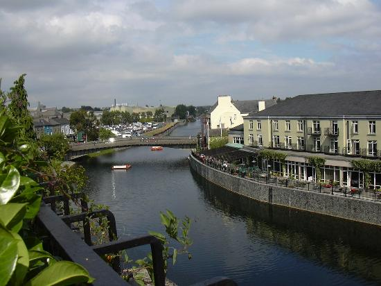 Irlanda do Norte, UK: Kilkenny desde el castillo