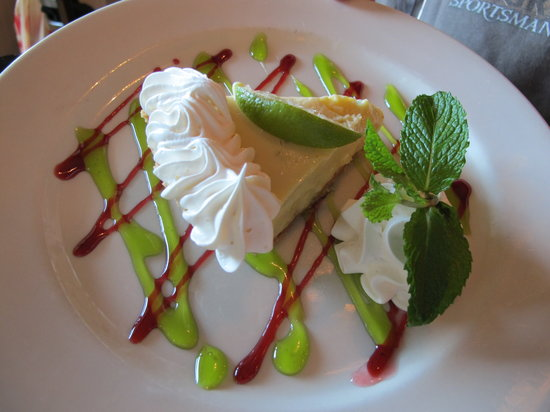 Jack's Seafood Shack: Best Key Lime Pie