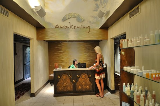 The Awakening Spa, Oceana Resorts