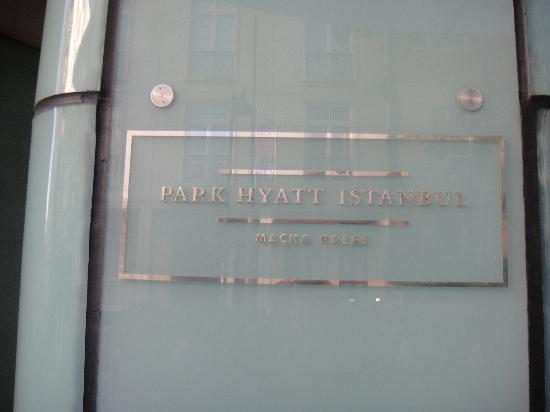 Park Hyatt Istanbul - Macka Palas: Park Hyatt