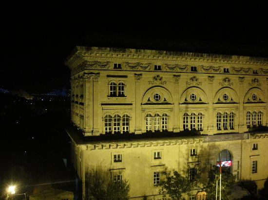 Park Hyatt Istanbul - Macka Palas: Blick aus dem Zimmer