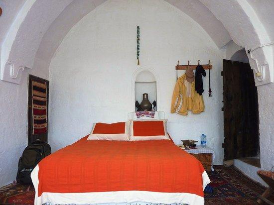 Mantar Evi: My bed