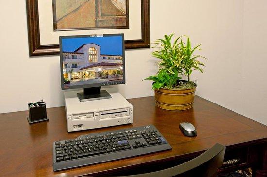 Holiday Inn San Clemente: Guest Business Center