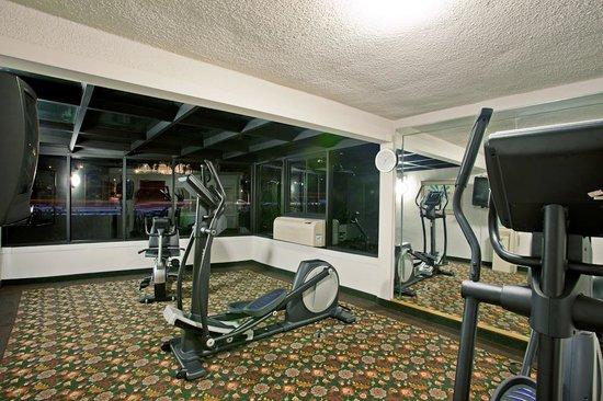 Holiday Inn San Clemente: Fitness Room