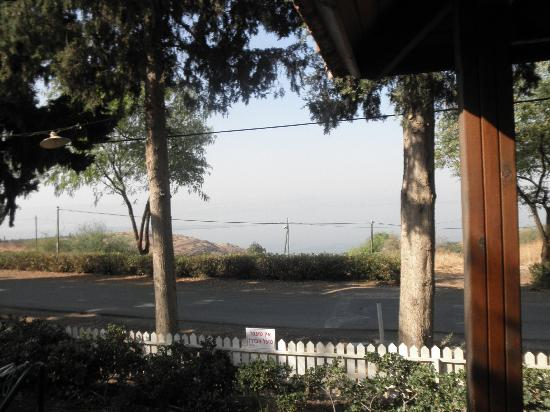 Golan Rooms At Sagi Family Country Lodging : View from our porch
