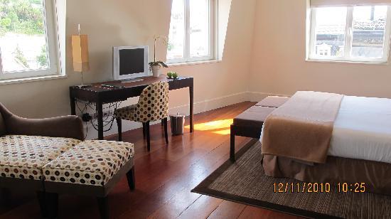Heritage Avenida Liberdade Hotel: room54