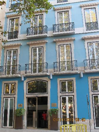 Heritage Avenida Liberdade Hotel : hotel