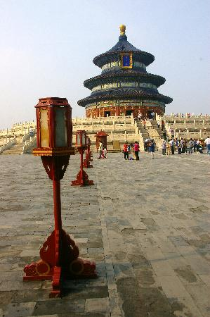 Regent Beijing: Temple of Heaven (a short taxi ride from the hotel)